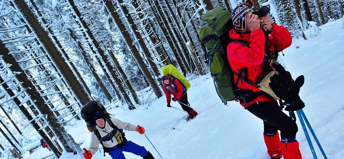 виграй лижний тур в Карпатах