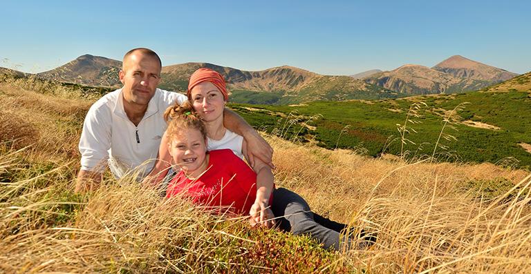 сімейний відпочинок, сплави на Дністрі, гори для школярів